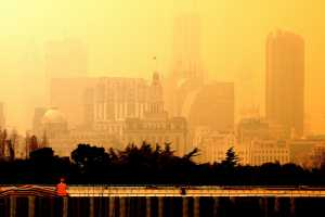 Smog overtakes the Bund as Shanghai's Most Famous Sight