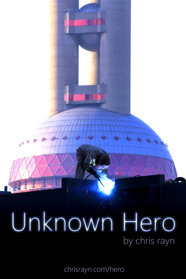 Unknown Hero - Poster